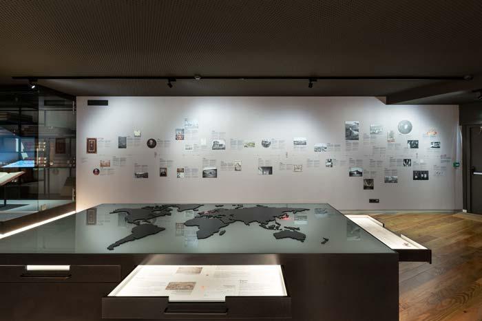 Museu da 1a Demarcação Exposição 6