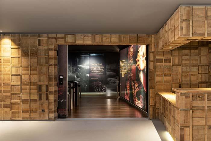 Museu da 1a Demarcação Exposição 1