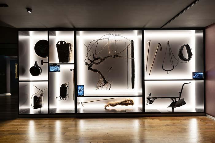 Museu da 1a Demarcação Exposição da_razao