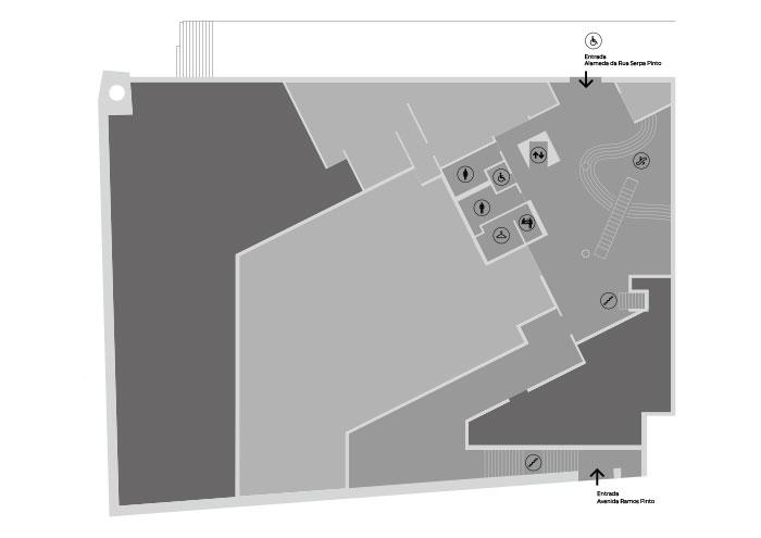 Museu da 1a Demarcação Mapa Edificio_1_